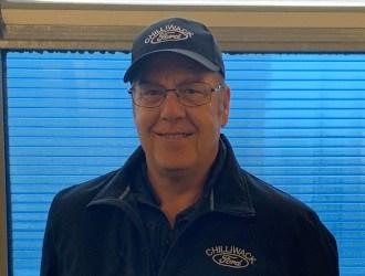 Brad Harrison : Shuttle Driver
