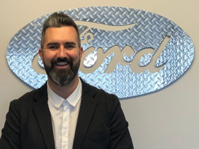 Cory Hill : Sales Consultant