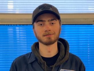 Darion Trudel : Apprentice Technician