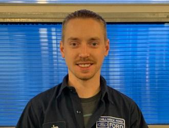 Jon Lowe : Apprentice Technician