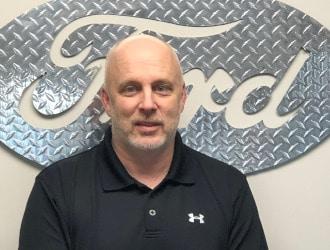 Steve Bamford : Service Manager
